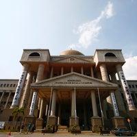 Photo taken at Kompleks Mahkamah Kuala Lumpur (Courts Complex) by Helmy Effendy on 8/4/2016