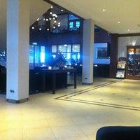 Photo taken at Van der Valk Hotel Emmen by EJ S. on 2/26/2013