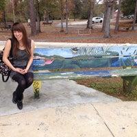 Photo taken at Abita Springs Park by Noah B. on 12/3/2014