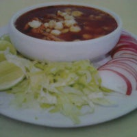 Photo taken at Pozole y Tacos Regios by Viko G. on 12/13/2012
