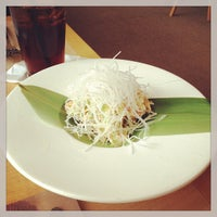 Photo taken at Bamboo Gourmet Restaurant by Eric T. on 7/9/2013