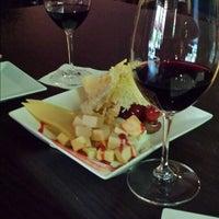 Photo taken at Bottega Wine Bar by Chris R. on 12/13/2013