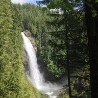 Photo taken at Wallace Falls Trail by Eric R. on 6/1/2014
