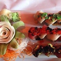 Photo taken at Butterfly Sushi Bar & Thai Cuisine by Niccolo M. on 7/10/2013