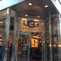 Photo taken at UGG Australia by kudorin on 11/9/2012