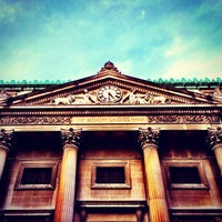 Photo taken at The Bowery Savings Bank Building by Griffin S. on 9/22/2013