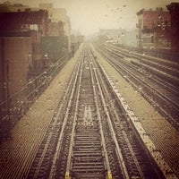 Photo taken at MTA Subway - Halsey St (J/Z) by Griffin S. on 5/21/2013
