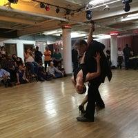 Photo taken at Dance Manhattan by Sand Ra N. on 5/24/2014