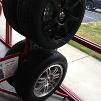 Photo taken at Discount Tire® Store by Bail B. on 7/31/2013