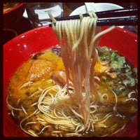 Photo taken at Ippudo by Nicole I. on 1/8/2013