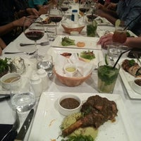 Photo taken at PAMPAS Grill & Bar by Ujang Kobau • V§ •™ on 11/22/2014