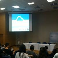 Photo taken at Prédio 32 by Ana Paula d. on 4/16/2014