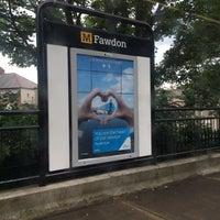 Photo taken at Fawdon Metro Station by FWB on 7/25/2016