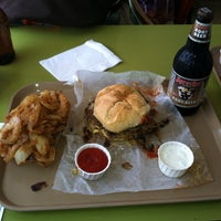 Photo taken at Krazy Jim's Blimpy Burger by Peter R. on 8/17/2013