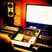 Photo taken at Sonic Conscious Studio by Ryan E. on 3/8/2013