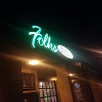 Photo taken at Folk's by Tim C. on 1/23/2013