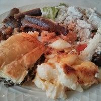 Photo taken at Spartacus Restaurant & Catering by Antwannette K. on 2/15/2014