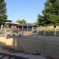 Photo taken at MetroRail - MLK Jr. Station by Corey P. on 8/11/2014