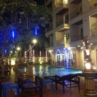 Photo taken at Rita Resort and Residence by Оля Б. on 10/3/2013