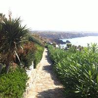 Photo taken at Iberostar Creta Panorama by Ksy on 8/27/2013