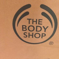 Photo taken at The Body Shop by Юля Ч. on 5/16/2014