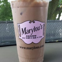 Photo taken at Marylou's Coffee by Allison Y. on 6/14/2013