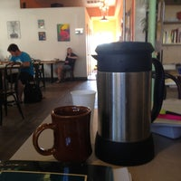 Photo taken at Winnings Coffee by Hooman on 4/28/2013