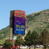 Photo taken at Outlets at Castle Rock by Terence, Renaldo H. on 6/18/2013