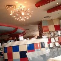 Photo taken at Skylark Diner by Abhi B. on 4/13/2013