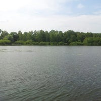 Photo taken at Bābelītes ezers by Eytan S. on 7/5/2013