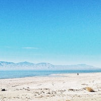 Photo taken at Salton Sea State Recreation Area by Kriss C. on 12/28/2013