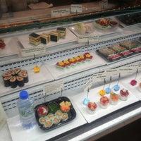 Photo taken at Sushi of Gari at The Plaza Hotel Food Hall by Sarah K. on 8/29/2013