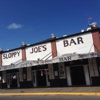 Photo taken at Sloppy Joe's Bar by Robert R. on 7/24/2013