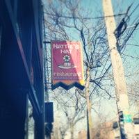 Photo taken at Hattie's Hat Restaurant by Baron of Ballard on 3/23/2013