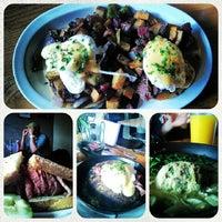 Photo taken at Josh's Delicatessen & Appetizing by Grant S. on 12/15/2013