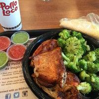 Photo taken at El Pollo Loco by Aaron P. on 10/26/2015