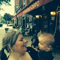 Photo taken at Petit Robert Bistro by Sarah A. on 7/28/2014