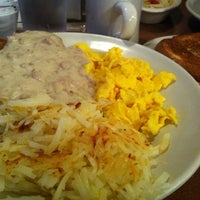 Photo taken at The Cracked Egg by Bella C. on 11/17/2012
