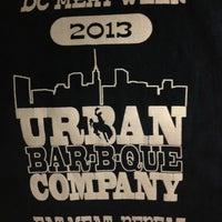 Photo taken at Urban Bar-B-Que- by Bob M. on 1/28/2013