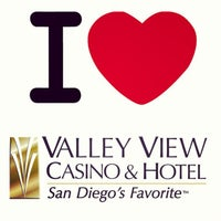 Photo taken at Valley View Casino & Hotel by Larry D. on 6/16/2013