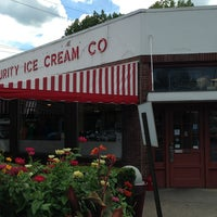 Photo taken at Purity Ice Cream by Elaine H. on 8/3/2013