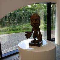 Photo taken at Otto Bock Science Center Berlin by Burak Ö. on 8/14/2013
