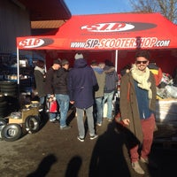 Photo taken at SIP Scootershop by Mike Ş. on 1/19/2016