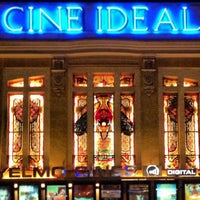 Photo taken at Yelmo Cines Ideal 3D by Manu A. on 12/30/2012
