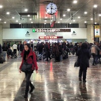Photo taken at Barcelona Sants Railway Station by Manu A. on 2/23/2013