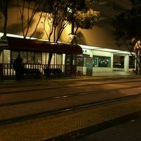 Photo taken at 5th Ave Trolley Station by Serch on 4/22/2012