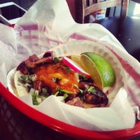 Photo taken at Taqueria Lower East Side by Taco A. on 6/23/2013