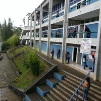 Photo taken at Facultad de Ciencias Administrativas y Sociales by Manuel M. on 9/4/2013