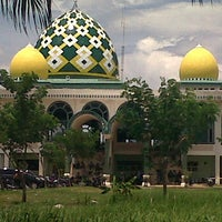 Photo taken at Masjid Umar bin Khattab UMI by Akbar M. on 11/23/2012