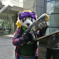 Photo taken at London Furs Meet by BadBoyBunny on 8/3/2013
